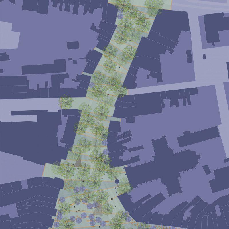 2006_Heuvelplein_Tilburg_Tweede plaats ontwerpwedstrijd